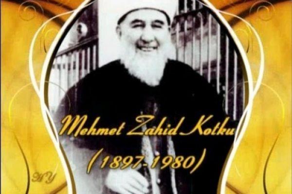 Şəkili Allah dostlarından Mehmet Zahid Kotku (k.s)