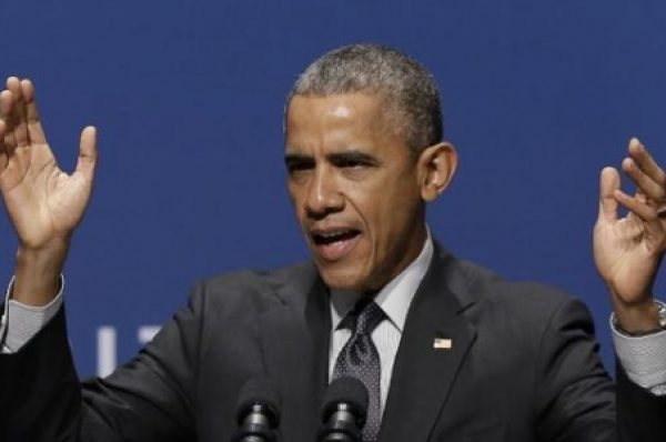 Obama ilk dəfə öldürülən müsəlman gənclərdən danışdı