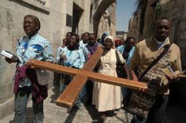 Afrikanın xristiyanlaşdırılması