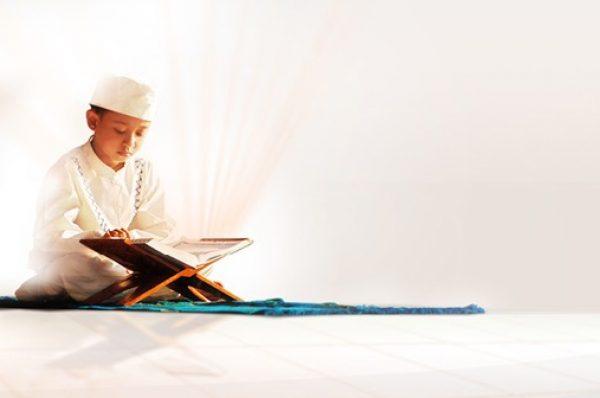 Quran tilavətinə gələn mələklər