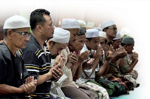 Taylandlı müsəlmanlar və Bangkok.