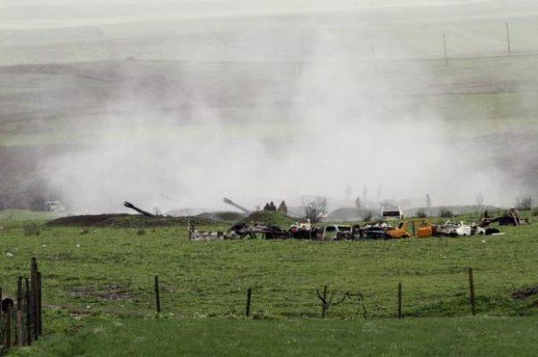 Madagizdəki hərbi baza qərargahı dağıdıldı