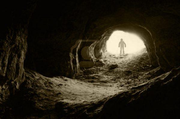 Bir mağarada yaşananlar
