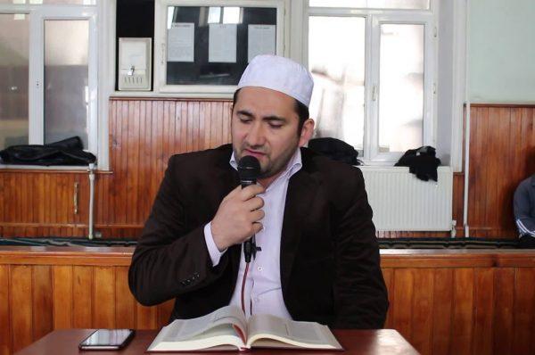 Şəki Mərkəzi Cümə Məscidi Quran ziyafəti. Araz Abdullayev. Zümər Surəsi 73-75